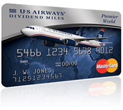 The companion certificate is a benefit of the US Airways card that I had never used before