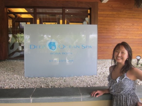 It's expensive, but I truly believe the Deep Ocean Spa is the crown jewel of this amazing resort