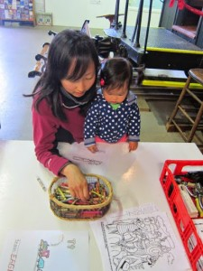 Kids activities in Maine Narrow Gauge Museum