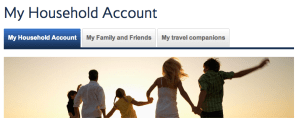 Creating a British Airways Household Account – Why and How
