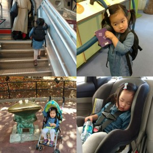Daddy and Daughter in D.C. – Flights and a Fun Friday