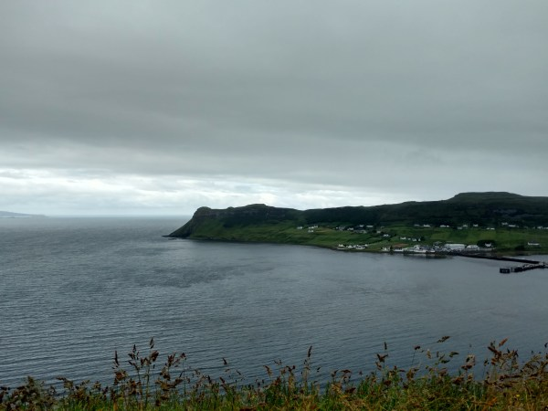 One of many views on the Trotternich Peninsula