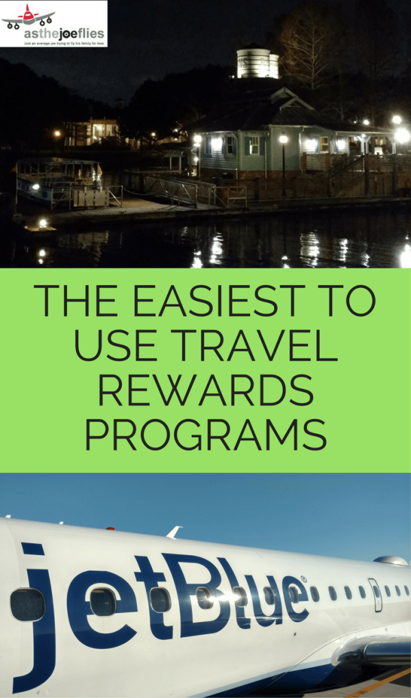 Travel reward programs can be complicated and confusing. But here are some easy travel rewards programs that you can use to save money on your travel!
