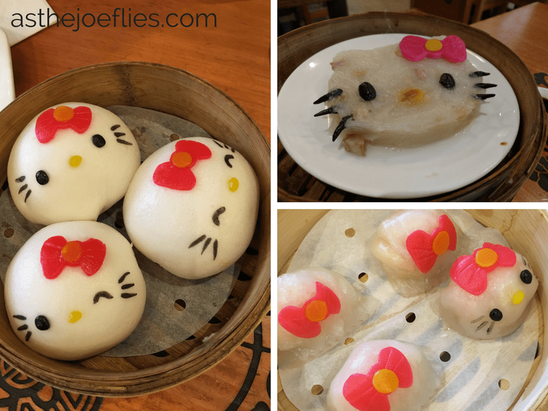 Did you know there is a Hello Kitty dim sum restaurant? And the food is pretty good! Learn about what to order and more in this review.