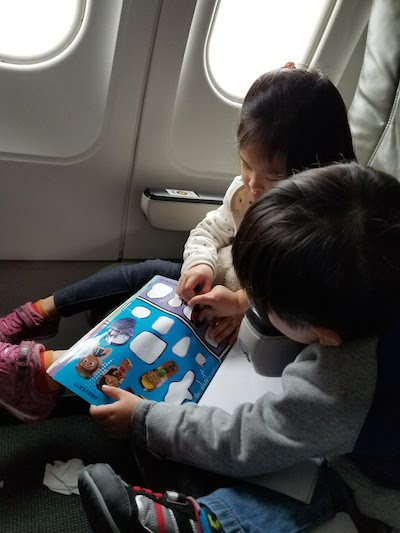 Flying alone with preschoolers or toddlers may sound scary, but with preparation (and a little bit of luck) you can have a successful and stress free trip! Here's some tips and tricks to help you achieve that goal.