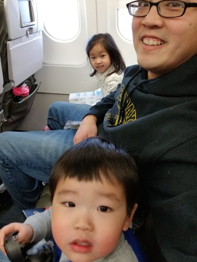 Flying alone with preschoolers can be tough, but it's definitely doable. Here's my latest experience taking my five and two year old down to Florida.