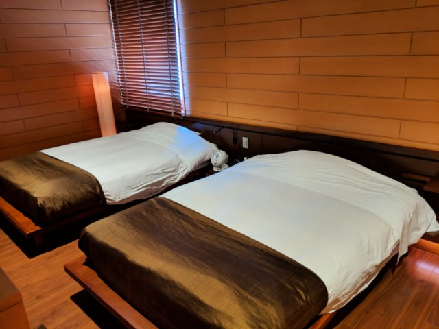 Tsuruga Resort and Spa Review - Room
