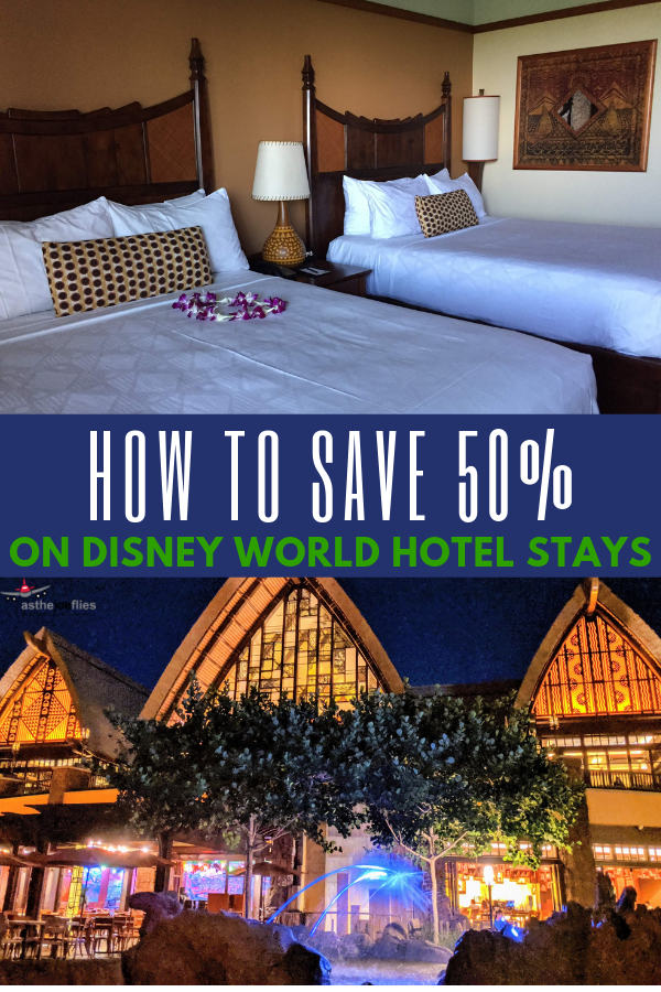 How to save up to 50% on your Disney hotel stays by renting DVC points. #Disney #Aulani #FamilyTravel