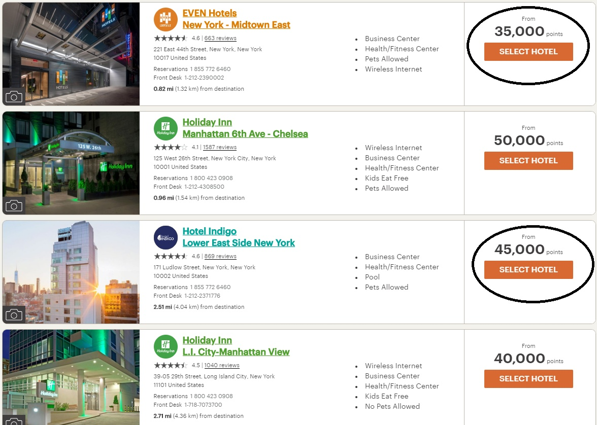 IHG Rewards Variable Pricing - Started? - Points Adventure