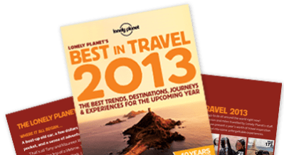 14 Free Lonely Planet ebooks and Free and Cheap Kindle Book Round-up