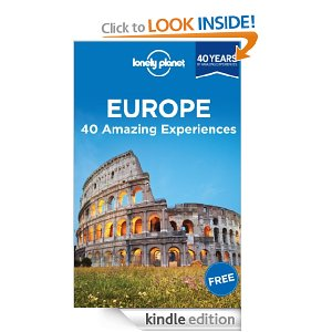 Kindle Unlimited Deal: $6/Month for all the Lonely Planet You can Read!