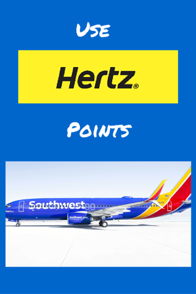 Hertz Gold Rewards is My New Luv
