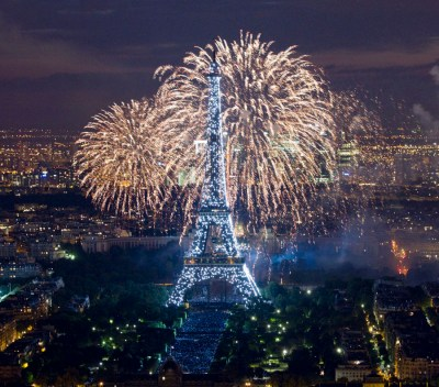 Bastille Day Bucket List