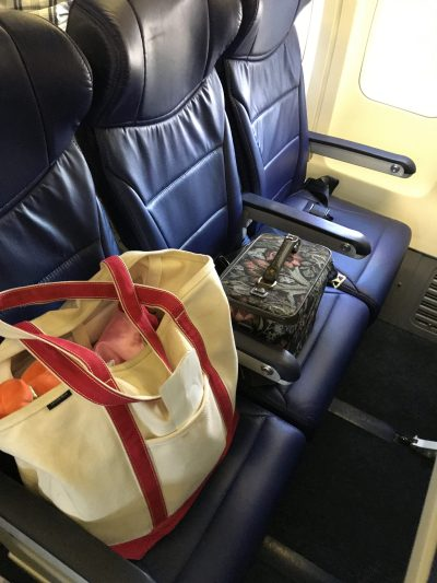 Can you save a seat on Southwest?