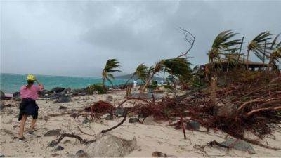 Don't Forget About the Islands Ravaged by Hurricane Irma