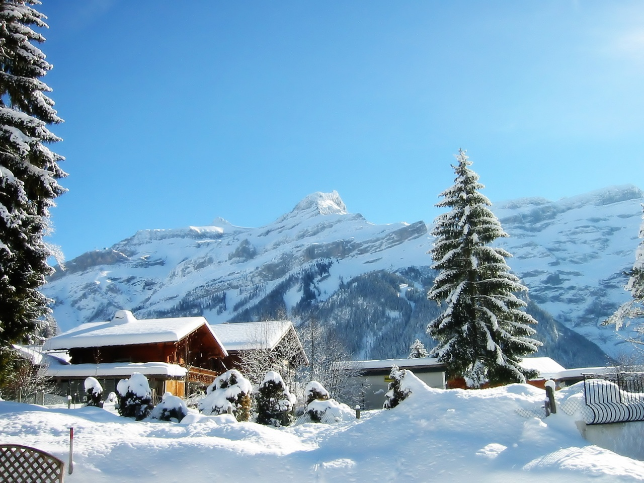 Winter Holiday - winter wallpaper