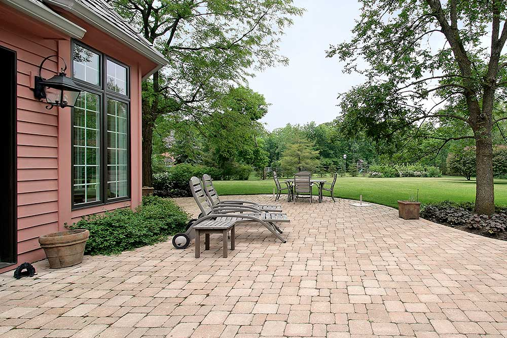 how to seal pavers on your brick patio saversystems