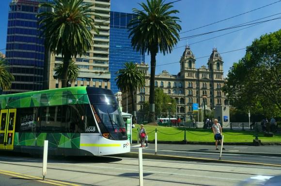 0A-TRAM Melbourne