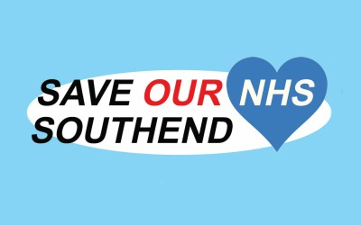 Fundraising for the Save Southend NHS campaign