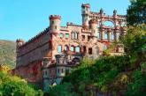 Castelo de Bannerman. Pollepel Island, Nova Iorque .