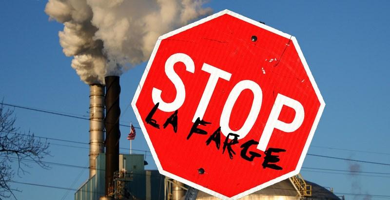 stop LaFarge