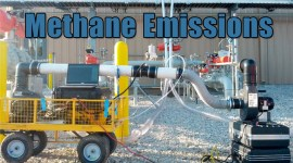 Methane can decrease the amount of oxygen in the air and cause suffocation with symptoms of headache, dizziness, weakness, nausea, vomiting, loss of coordination and judgment, increased breathing rate and loss of consciousness.