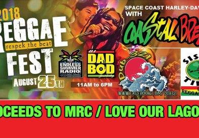 Reggae Fest 2018 at Space Coast Harley-Davidson
