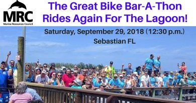 Bike-Bar-A-Thon for the Lagoon