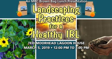 March Brown Bag presentation