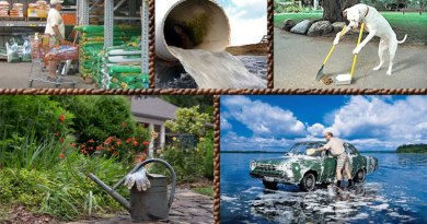Tips for Reducing Pollution Going Into the Lagoon