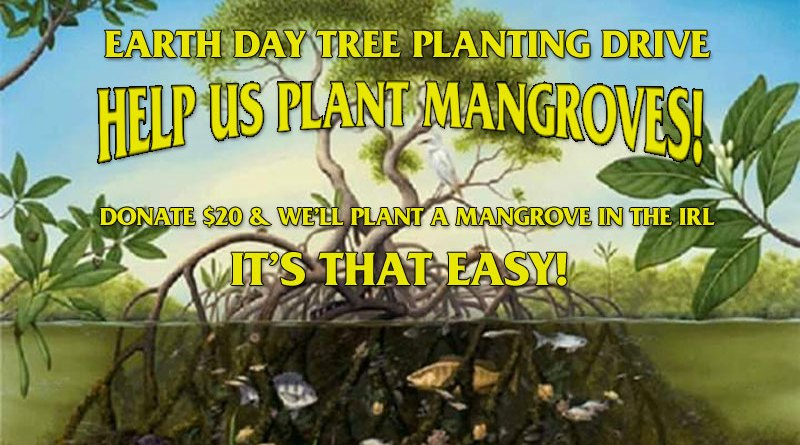 Support MRC's Earth Day Tree Planting Drive!