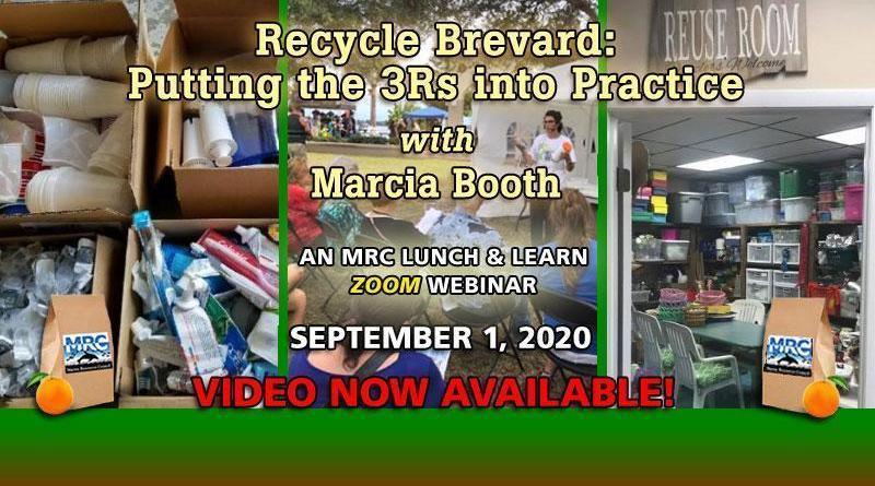 September Lunch & Learn Webinar: Recycle Brevard