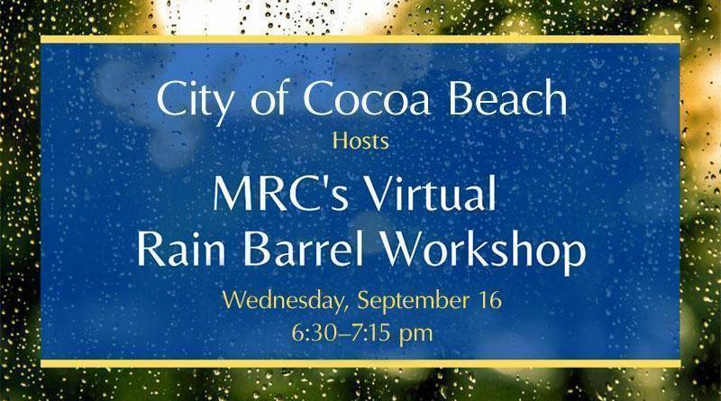 Virtual Rain Barrel Workshop
