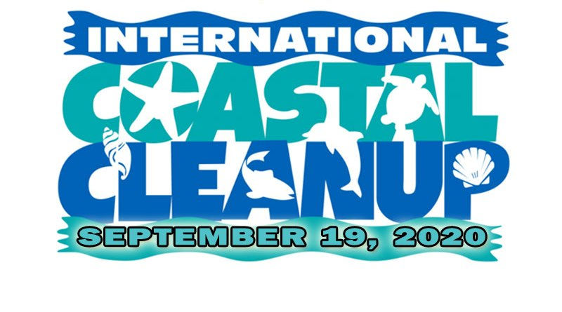 International Coastal Cleanup Day 9/19/2020