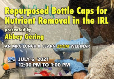 Restoring Natural Nutrient Removal in the IRL with Repurposed Plastic Bottle Caps