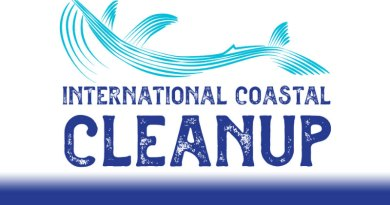 International Coastal Cleanup Day 9/18/2021