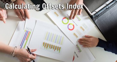 Calculating Offsets Index