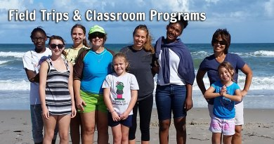 MRC field trips and classroom programs