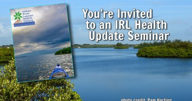 You're Invited to an IRL Health Update Seminar