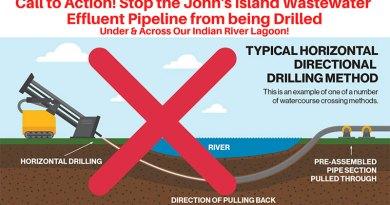 Stop the John's Island wastewater effluent pipeline