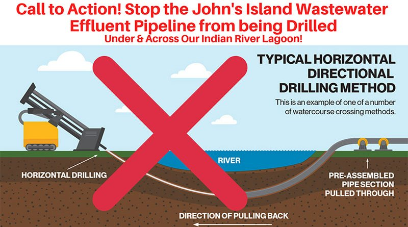 Stop the John's Island wastewater effluent pipeline