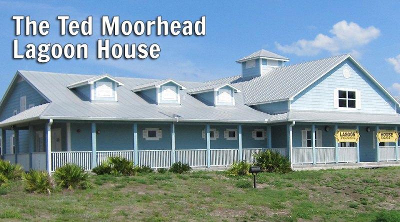 The Ted Moorhead Lagoon House