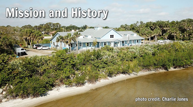 MRC's Ted Moorhead Lagoon House