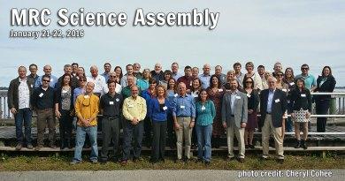 MRC Science Assembly January 21–22, 2016