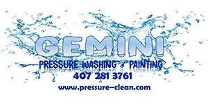 Gemini Pressure Washing & Painting