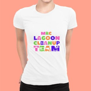 MRC Lagoon Cleanup Team Shirt