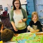 Lagoon Literacy Presenter