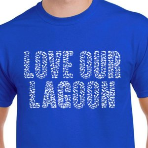 Love Our Lagoon Dri-FIT Unisex Tee-Shirt