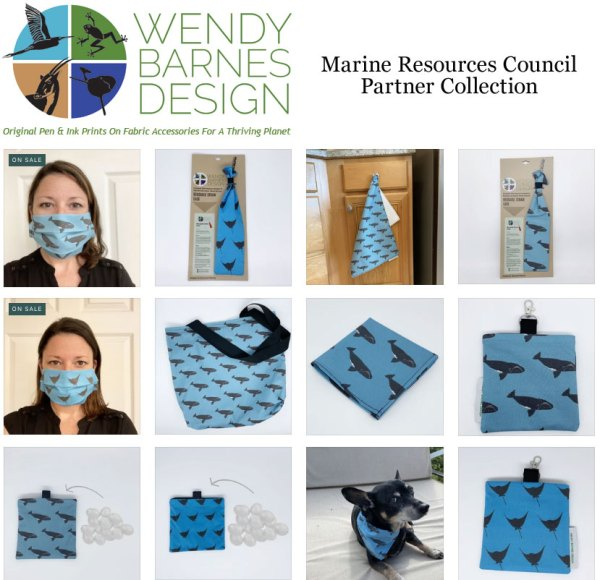 Wendy Barnes Design: The Marine Resources Council Partner Collection