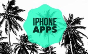 iPhone apps | Tekst op foto